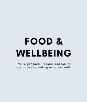food and wellbeing